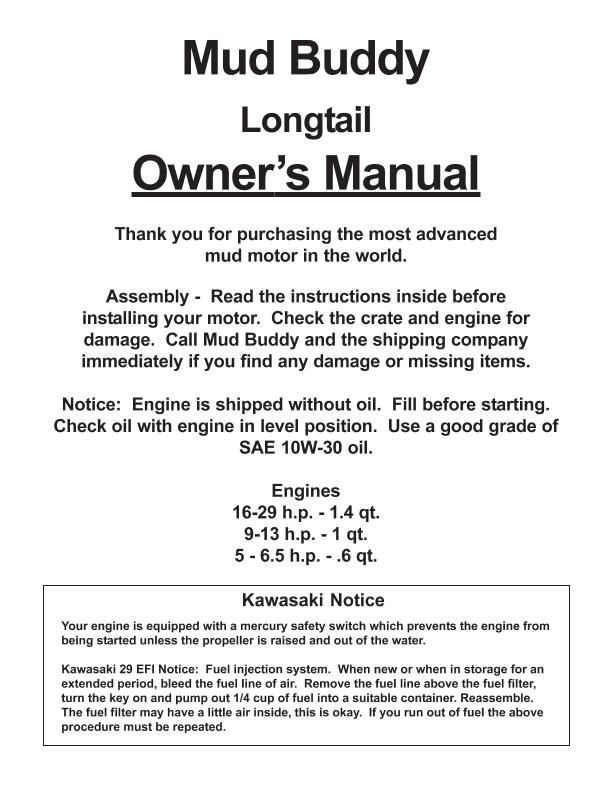 thumb_Mud_Buddy_Longtail_Owners_Manual 46D4?v=1490783902836?v=20170518133123 owners manuals muddy bay marine newberry, sc (803) 321 1900